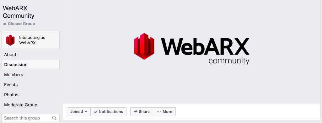 community webarx