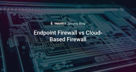 endpoint firewall webarx