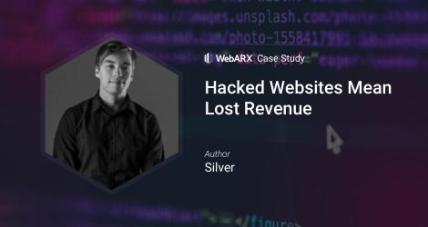 Hacked Websites Mean Lost Revenue