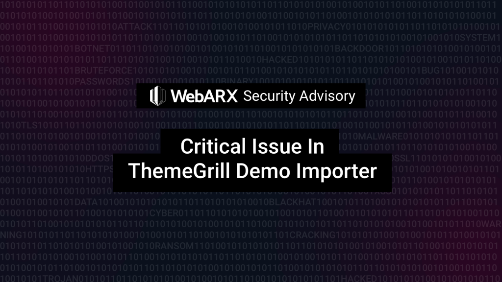 themegrill demo importer
