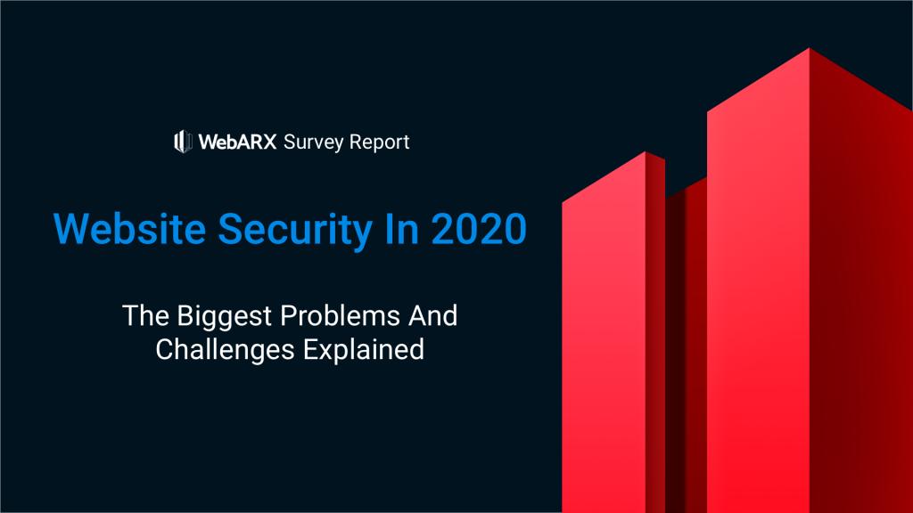 website security survey report